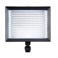 Светодиодный накамерный свет Ruibo LED187A  в комплекте с ручкой