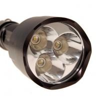 Фонарь светодиодный TrustFire F-3   на светодиодах CREE Q4 LED