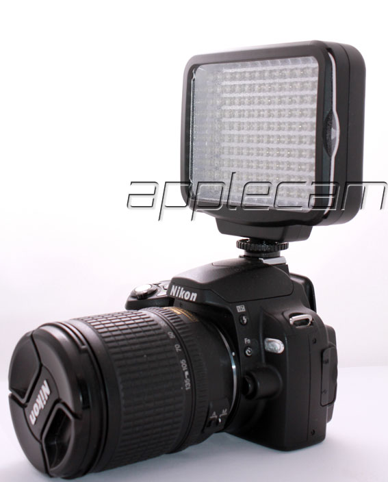 Накамерный свет LED 5009  applecam.ru