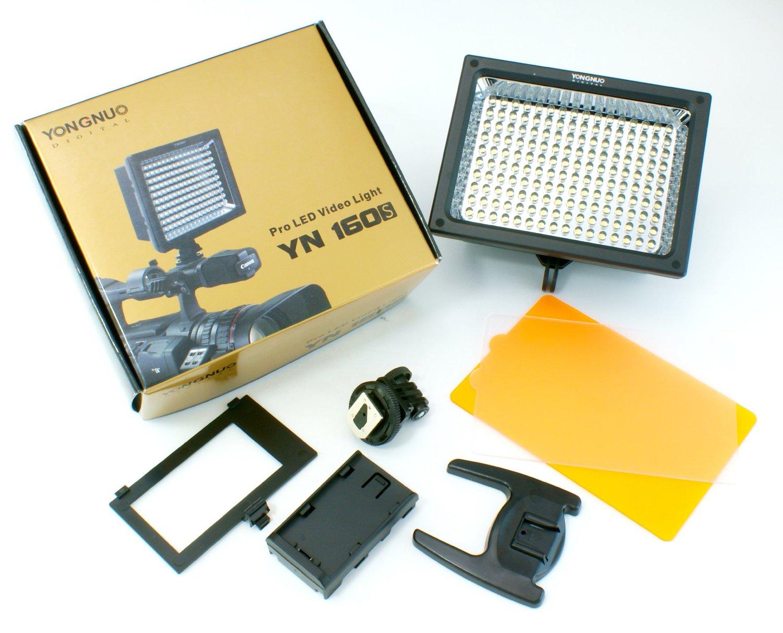 Накамерный свет LED Yongnuo YN 160S