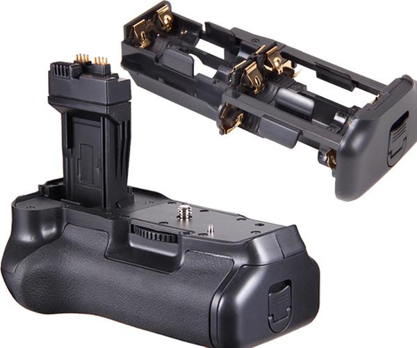 Батарейный блок - ручка Aputure BP-E8 для Canon EOS 650D 600D 550D