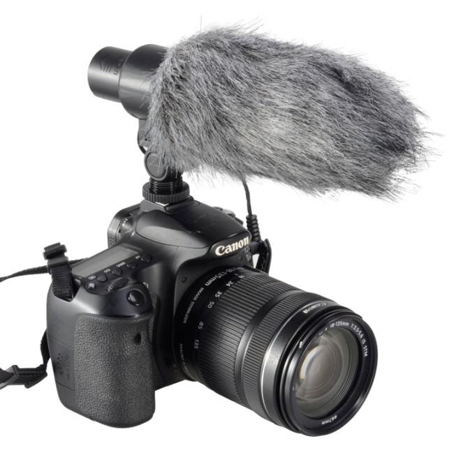 накамерный микрофон Aputure