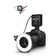Кольцевая макро вспышка Aputure Amaran Halo AHL HC-100 CRI-95 для Canon