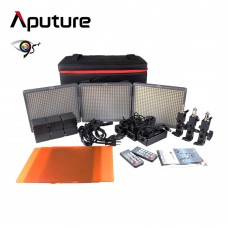 Aputure Amaran HR-672SSW Kit - Комплект из 3 осветителей для видеосъемки
