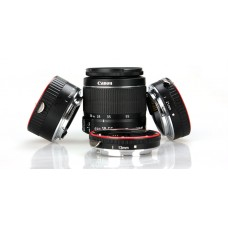 Макрокольца Aputure macro tube set для Canon