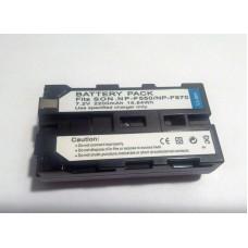 Aputure NP-F550/570 аккумулятор Li-On  (7.2V, 2200mAh)
