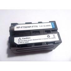 Аккумулятор Aputure NP-F750/770 (7.4V, 4400mAh)