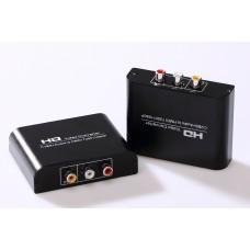 Axin DK-003A (CVBS/RCA - HDMI)  Конвертер адаптер