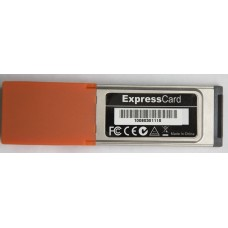 LaCie FireWire 800 ExpressCard 34