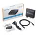 Prozor 192kHz DAC  (S/PDIF – RCA +3.5mm) Конвертер-преобразователь аудиосигнала ЦАП с регулировкой громкости.