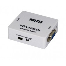 Axin DK-001B  (VGA/RCA - HDMI) Конвертер адаптер