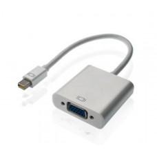 Адаптер-переходник Mini DisplayPort(M) - VGA (F), 17.6 см, DP-002N