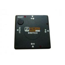 "Axin DK-301 HDMI ""3x1 HDMI Switcher"" Переключатель"