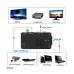 Конвертер-адаптер видео сигнала Axin TV-533  (BNC / VGA / S-Video -  VGA)