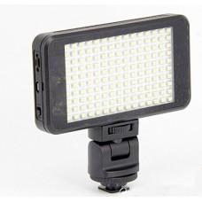 Светодиодный накамерный свет Ruibo VL-011 (150 LED) встроенный аккумулятор
