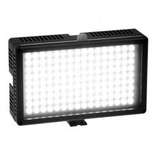 Светодиодный накамерный свет Lishuai Fotodiox-144A в комплекте с аккумулятором и зарядным устройством