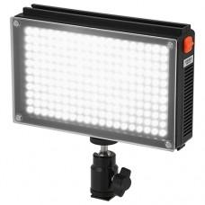 Светодиодный накамерный свет Lishuai Fotodiox-209A в комплекте с аккумулятором и зарядным устройством