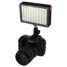 Светодиодный накамерный свет Lishuai Fotodiox-209AS Bi-Color в комплекте с аккумулятором и зарядным устройством