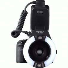Кольцевая светодиодная макровспышка YongNuo YN-14EX Canon