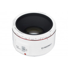 Объектив Yongnuo YN 50mm F1.8 II Canon White