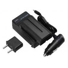Зарядное устройство для аккумуляторов Sony NP-F - Travel Charger