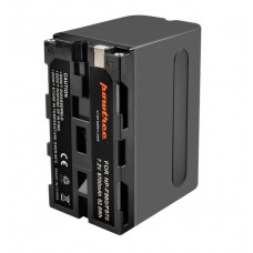 PowtrCC for Sony NP-F960/970 аккумулятор Li-On  (7.2V, 8700mAh)