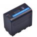 Batmax Sony NP-F960/970 аккумулятор Li-On со светодиодной индикацией заряда  (7.2V, 7200mAh)