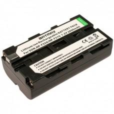 Batmax NP-F550/570 аккумулятор Li-On  (7.2V, 2600mAh)