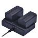 Batmax Charger  Двойное Зарядное устройство с индикацией