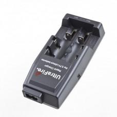 Зарядное устройство на 2 аккумулятора  Ultrafire WF-139 (типы аккумуляторов 18650, 14500,18500,17670,17500 )