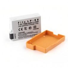 Аккумулятор LP-E8 для Canon eos 650 600d 550d