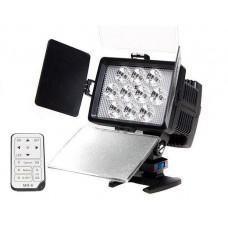 Накамерный свет Fujimi FJLED-1030A Bi-Color (Kit)