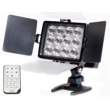 Накамерный свет Fujimi FJLED-1040A Bi-Color (Kit)