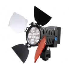 Светодиодный накамерный свет Ruibo LED-5010 KIT  в комплекте с аккумулятором, зарядным устройством