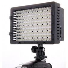 Накамерный свет CN-LED160, для видеокамеры, для фотоаппарата