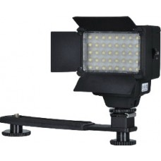 Накамерный свет Ruibo D-80, в комплекте 2 аккумулятора 14500 и зарядное устройство