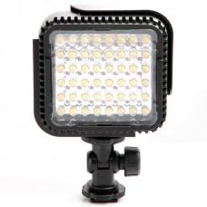 Накамерный свет CN-LUX480, для видеокамеры, для фотоаппарата