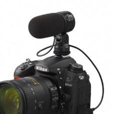 Микрофон накамерный - MP-28. Купить микрофон для видео-камеры.