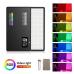 Soonpho RGB  - накамерный свет  с регулировкой температуры цвета 2500K-8500K Bi-Цвет  CRI 96 +