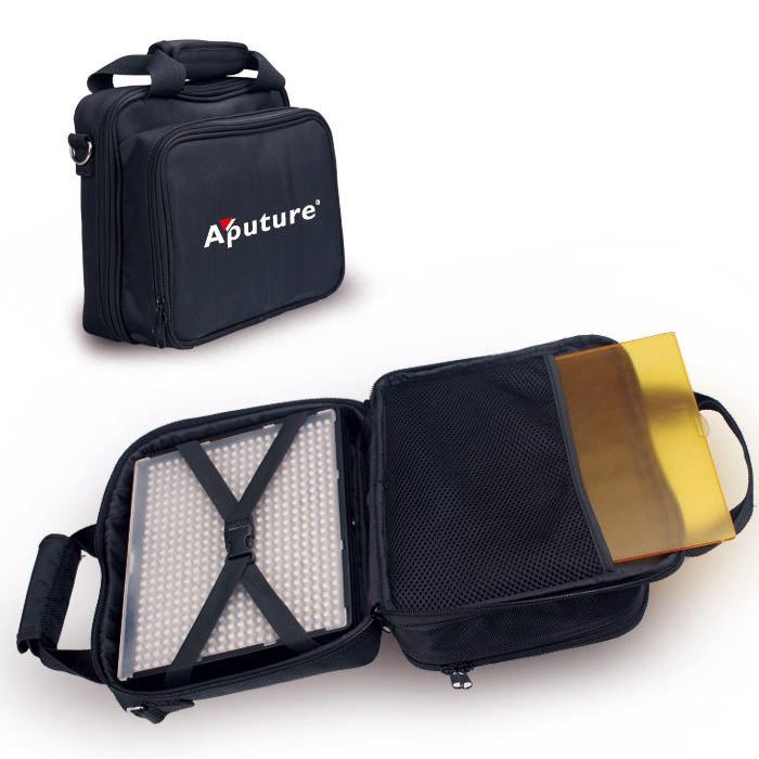 Светодиодый видеосвет-Aputure Amaran AL-528S сумка