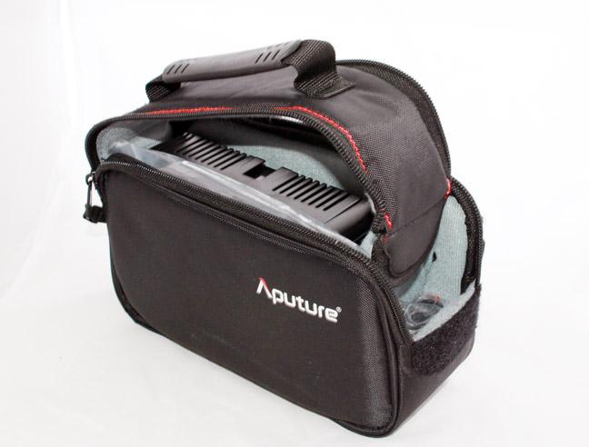 накамерный светодиодный свет Amaran Aputure AL-H198  сумка для переноски