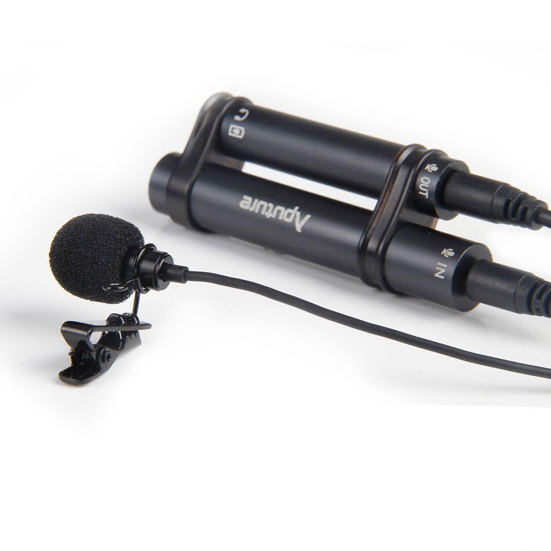 микрофон петличка Aputure