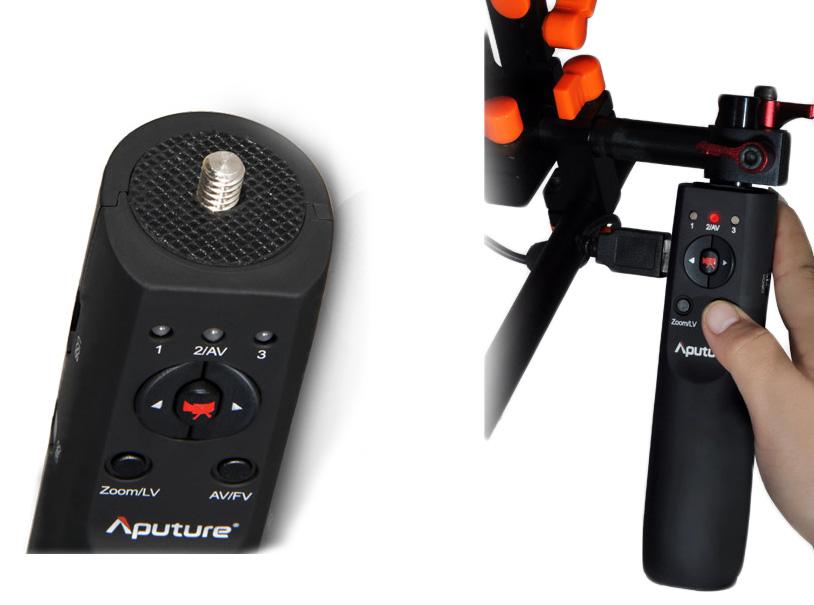 Aputure V-Grip VG-1 дистанционное управление видеосъемкой  applecam.ru