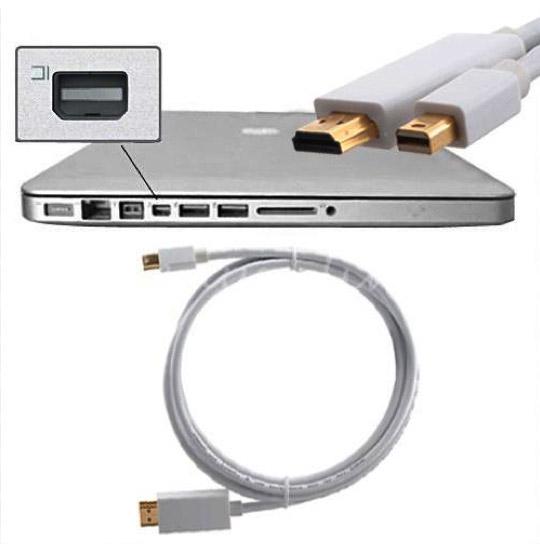 Mini Display Port  - HDMI