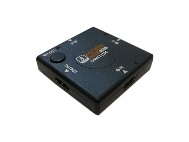 HDMI Switch - сумматор 3-1