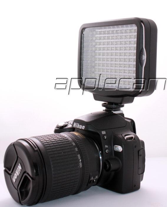 Накамерный свет Ruibo  LED 5009  applecam.ru