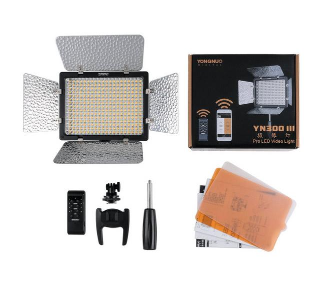 LED yongnuo 300-III