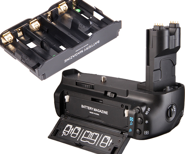 Батарейный блок (ручка) BP-E7 Aputure для DSLR камеры Canon EOS 7D