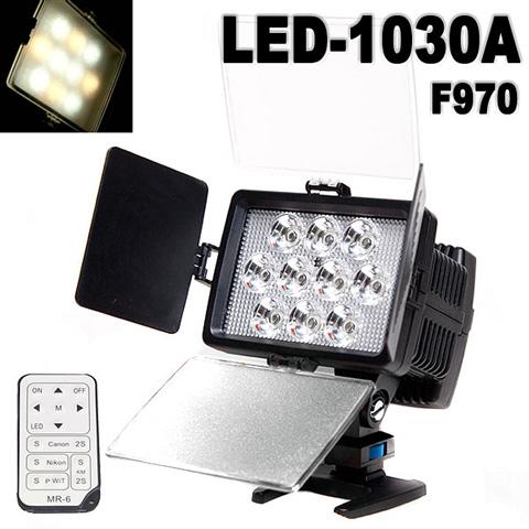 Накамерный свет LED-1030A