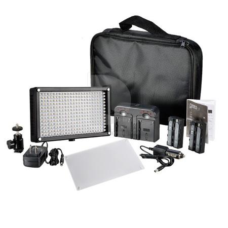 Накамерный видео свет LED 312A